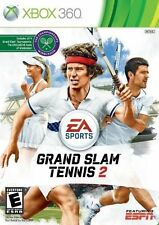 Grand Slam Tennis 2 GAME (Xbox 360) **FREE SHIPPING!!