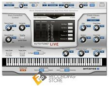 Antares Auto-Tune Live Pitch Correction & Real-Time Tuning Plugin AAX VST3 AU
