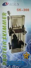 Resun Hang on back Protein Skimmer for nano marine coral quarantine tank sk-300