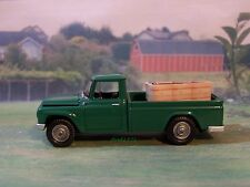 1965 INTERNATIONAL HARVESTER SCOUT 1/64 SCALE MODEL COLLECT - DIECAST - DIORAMA