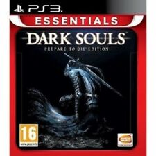 DARK SOULS PREPARE TO DIE EDITION GIOCO ps3 (Essentials) Nuovo di Zecca