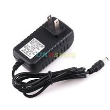 AC 100-240V 50-60Hz To DC 9V 2A Power Supply Converter Adapter 5.5mm x 2.5/2.1mm