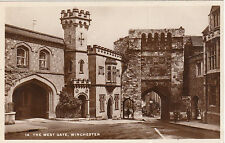 The West Gate, WINCHESTER, Hampshire RP