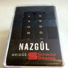 Seymour Duncan Nazgul Trembucker Bridge Black 11103-96-B
