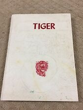 Terrell Tiger 1978 Yearbook- Terrell Texas High School - wow- Take a look  -73a