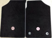 MGF / MG TF GENUINE MG CAR FLOOR MAT / CARPET SET EAH103900PMA BRAND NEW