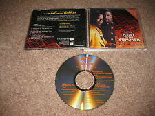 Kim & Reggie Harris - In The Heat Of The Summer - CD