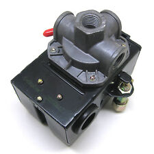 Air Compressor Pressure Switch Lefoo LF10-4H 70/115 PSI 4 ports MIN 35 MAX 150