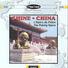THE PEKING OPERA CD CHINE CHINA L OPERA DE PEKIN BRAND NEW SEALED