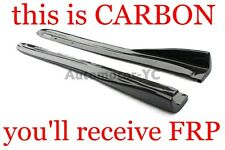 FRP CS Side Skirt Extension For 04-07 Subaru Impreza WRX STI 8-9th GDA GDB