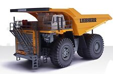 Conrad Liebherr T264 Dump Truck Yellow/Grey 1:50 Steinleitner Co colors #2765/01