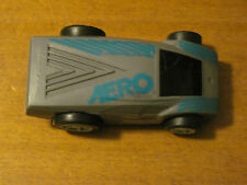 1989 Hasbro Burger King Kids Meal Toy Record Aero Breakers Friction Motion Car