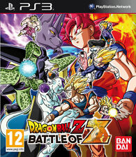 Dragon Ball Z: Battle of Z (Sony PS3) - VERY GOOD CONDITION - MANUAL INCLUDED