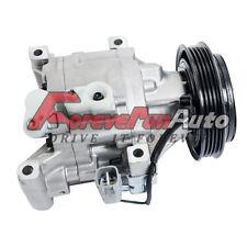 A/C Compressor Fits Toyota Echo 2000-2005 L4 1.5L Scroll (SCS06C) 77370 New