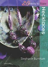 Necklaces - 20 to Make Necklaces Jewellery Book - New Paperback Book