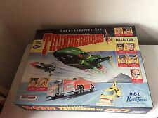 Thunderbirds Matchbox Vehicle Commemorative Set Radio Times