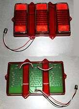 NEW 1969 Ford  Mustang LED Tail Lights Sequential PAIR Both left, right Free Shp