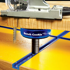 Bench Cookie Plus® 2 in T-Track Risers, 4-Pack