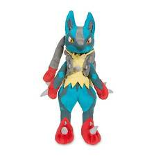 pokemon center  Mega Lucario Poké Plush (Large Size) - 11""