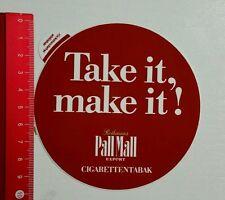 Aufkleber/Sticker: Rothmans Pall Mall Export (201016155)