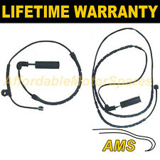 2X FOR BMW 3 SERIES E46 Z4 FRONT + REAR SET DISC BRAKE PAD WEAR WARNING SENSORS