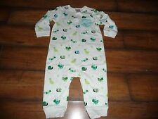 NEW Gymboree boys size 6-12 months ADORABLE caterpillar jumpsuit NWT