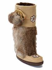 AUTHENTIC MANITOBAH TALL METIS MUKLUK WITH VIBRAM SOLE
