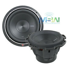 "2011 ROCKFORD FOSGATE® P2D4-12 12"" PUNCH P2 DUAL 4-OHM SUBWOOFER WOOFER 400W RMS"