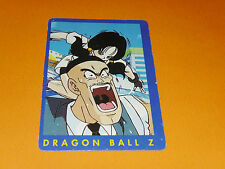 115 BIDEL CARD DRAGON BALL Z BIRD STUDIO SHUEISHA TOEI