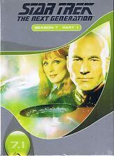 Star Trek Next Generation Season 7.1 NEU OVP Sealed  Deutsche Ausgabe
