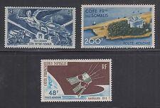 SOMALI COAST C8, C17, C49 Mint Never Hinged LARGE COMMEMORATIVES