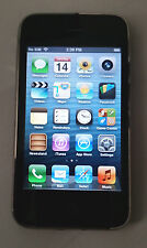 Unlocked Apple iPhone 3GS - 8GB - Black (AT&T)  (MC640LL/A) Good Condition