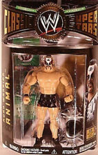 WWE WWF Classic Superstars 9 Road Warrior Animal Legion Of Doom (MOC) Jakks