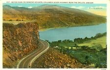 Columbia River Parkway,OR. Mayer Park on Rowena Heights