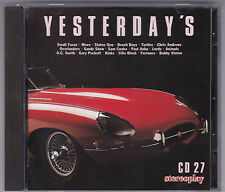 YESTERDAY'S - STEREOPLAY CD 27 GERMANY 1987 AUDIOPHILE CD/THE LORDS/TURTLES....