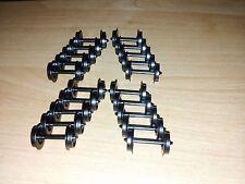 20 pcs / stück Marklin H0 700580 DC Trix Hamo Gleichstromradsatz wheel sets