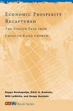 Economic Prosperity Recaptured: The Finnish Path from Crisis to Rapid Growth (CE