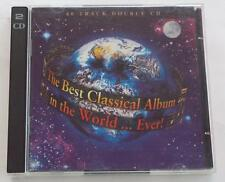 Best Classical Album In The World ... Ever!  2-CD Set  40 Tracks