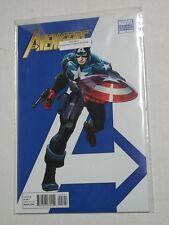 Marvel Heroic Age AVENGERS #1 Romita Jr 1:75 Variant  Captain America