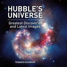 HUBBLE'S UNIVERSE [9781770854338] - TERENCE DICKINSON (HARDCOVER) NEW