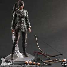 Rise of the Tomb Raider Lara Croft Play Arts Kai Action Figure Square Enix 10""