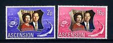 ASCENSION - 1972 - Nozze di argento della regina Elisabetta