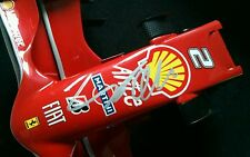 Amalgam Ferrari F2008 nosecone 1/12 Massa *signed* reduced to £170