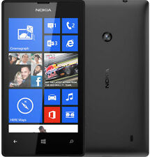 Nokia Lumia 520,8Gb,Black,Unlocked Quadband Camera,Wifi,Bluetoothwindows Phone
