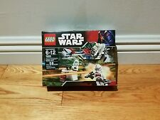 New in Sealed Box Lego Star Wars Ep III Clone Troopers Battle Pack (7655) MISB