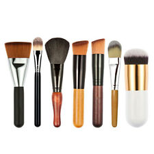 7Pcs Makeup Brushes Set Blush Powder Contour Highlight Brush Cosmetic Tools Kit