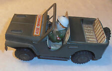 VINTAGE & RARE OLD ARMY COMMAND JEEP