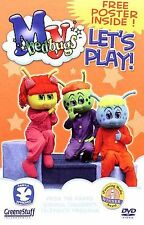 My Bed Bugs: Let's Play (DVD) includes FREE POSTER WORLD SHIP AVAIL!