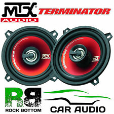 "MTX TR504 -5.25"" 13cm 2 way 200 Watts Car & Van Audio Coaxial Speakers & Grilles"