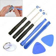 8 in1 Screwdriver Set Opening Repair Tools Kit For Cell Phone iPhone 6 6s 5 iPod